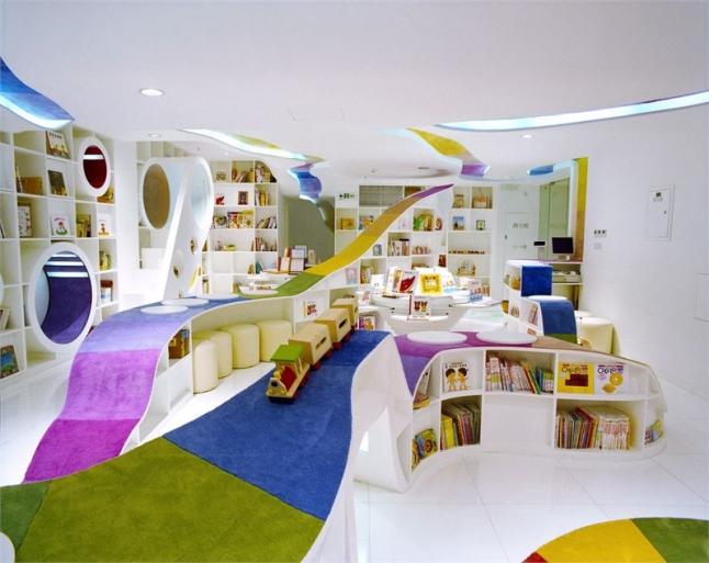 Фото - Библиотека для детей нового поколения