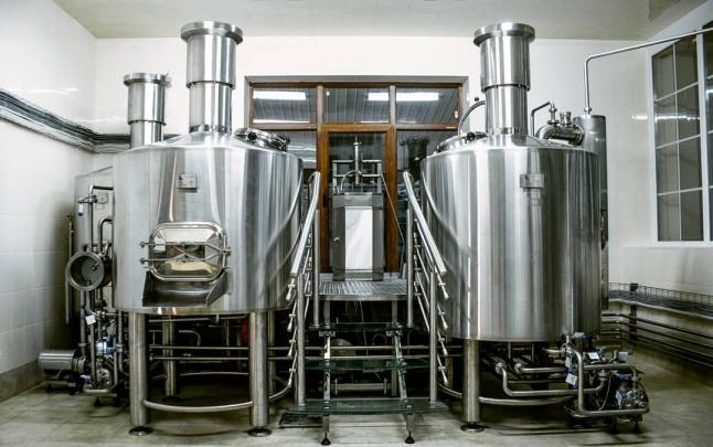 Фото - Міні пивоварня