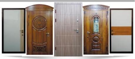 Фото - Производство стальных дверей