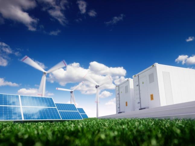 Photo - ENERGY STORAGE based on hybrid supercapacitor