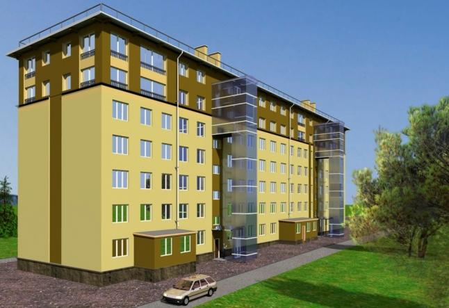 Фото - Реконструкция пятиэтажек для увеличения количества квартир