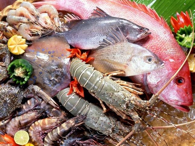 Фото - Магазин морепродуктов