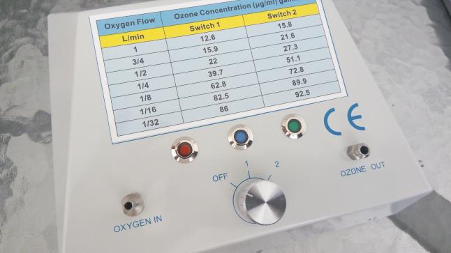 Фото - Озонотерапевтичний прилад.