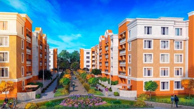 Фото - Строительство многоэтажных домов и др.