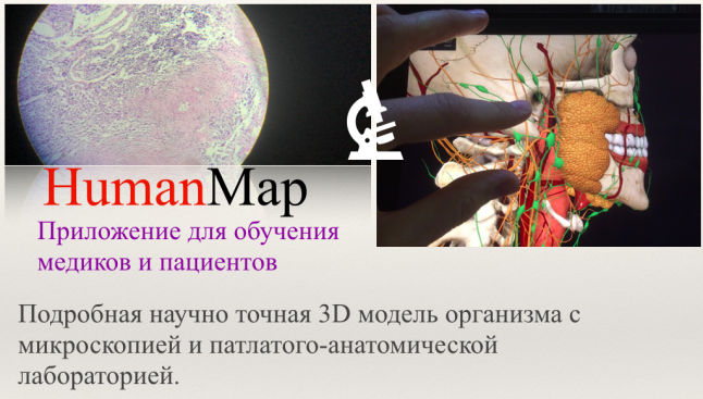 Фото - HumanMap
