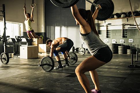 Фото - CrossFit клуб