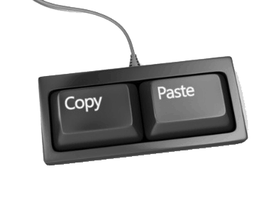 Photo - Copy&Paste Keyboard