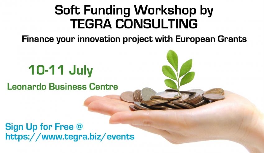 Програма грантового воркшопу від консалтингової компанії Tegra