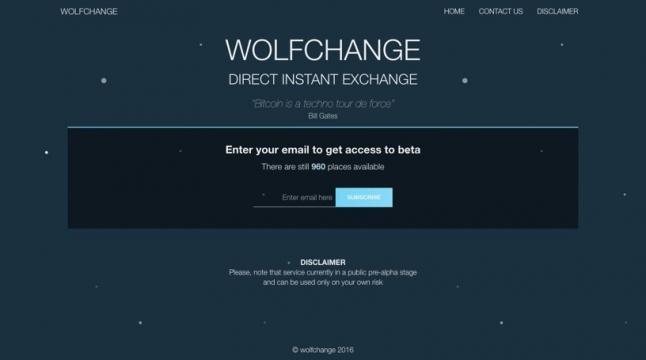 Wolfchange