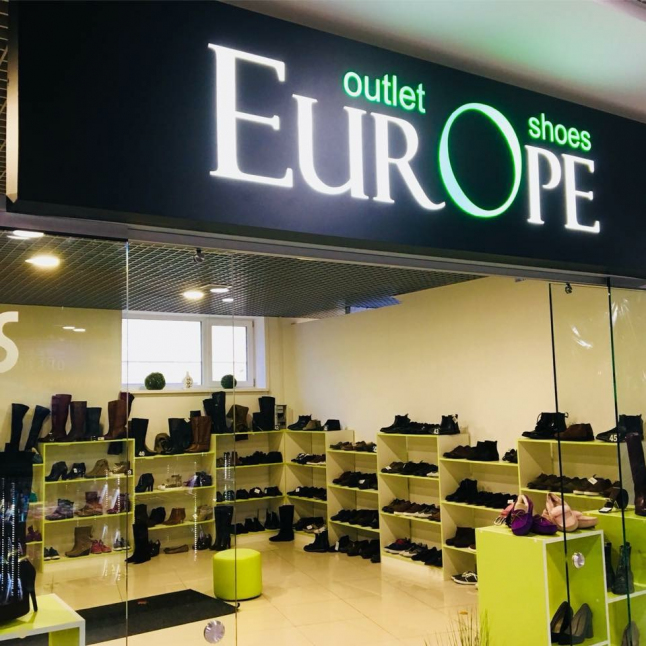 Фото - Магазины обуви.Outlet