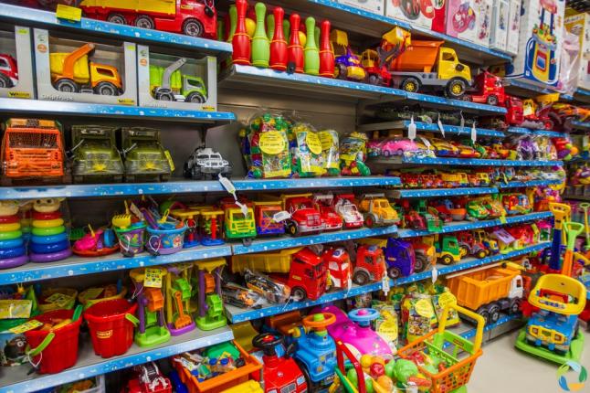 Фото - готовый бизнес.оптово розничный магазин детских товаров