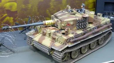 Фото - Реальный танковый бой через интернет и вживую