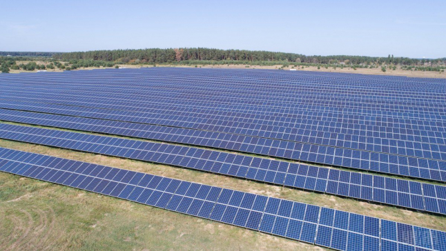 Photo - Solar Power Plants (SPP)