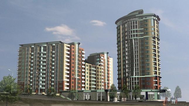 Фото - Строительство жилых многоэтажек