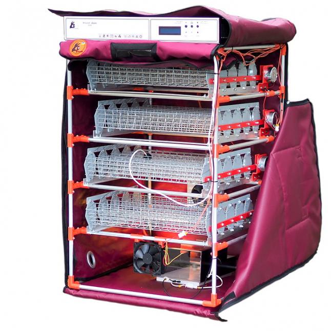 Фото - TM Broody - инновационные бытовые инкубаторы для птицы