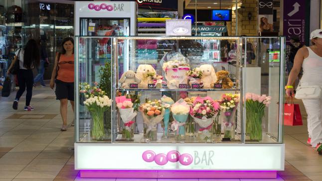 Фото - Украинская сеть цветочных магазинов
