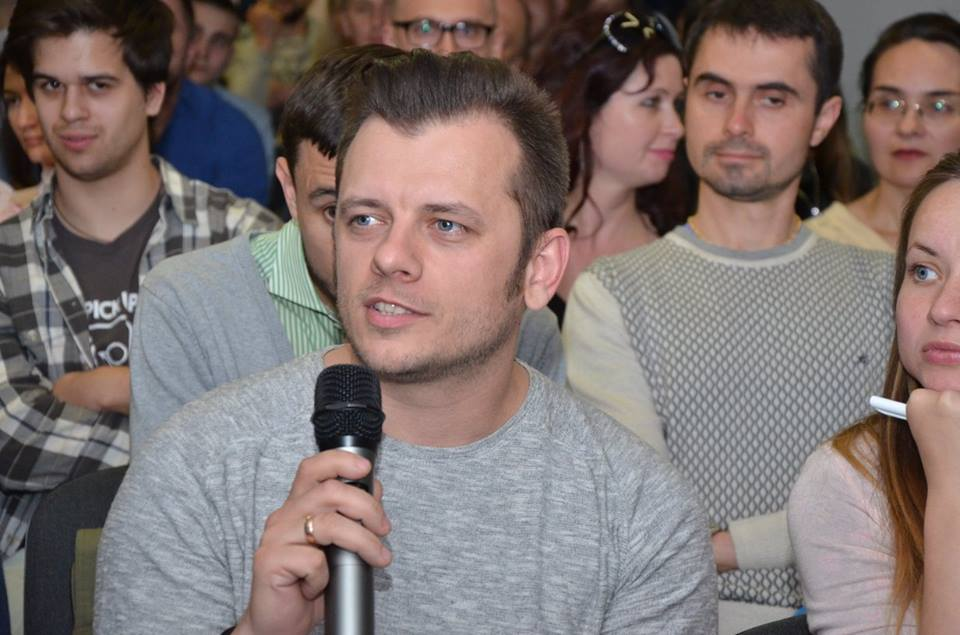 Александр Нестеренко, CEO & Founder ARTKB