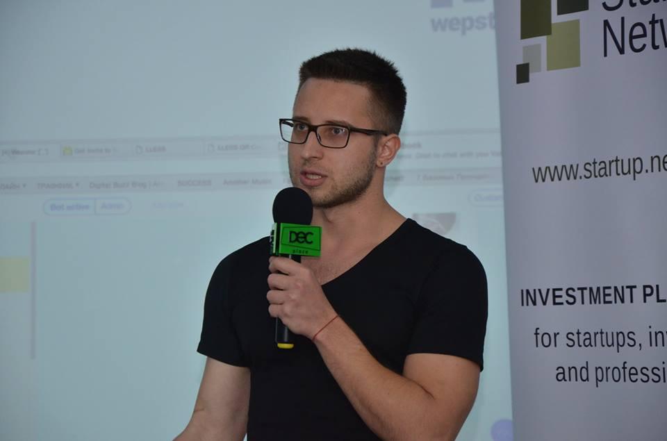 Василий Рий, Wepster