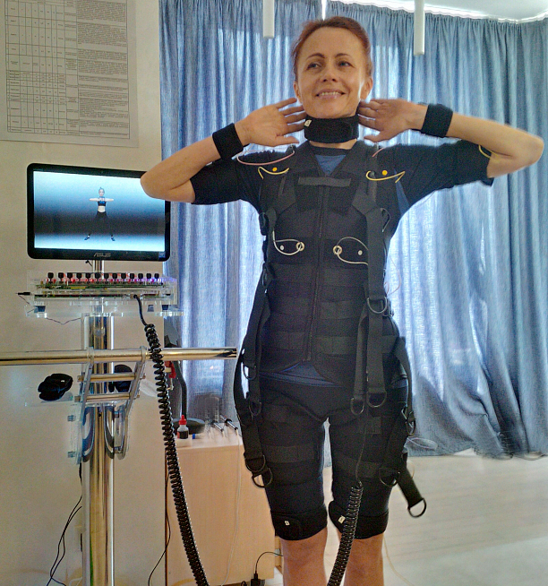 Фото 2 - Body Forming VR Suit